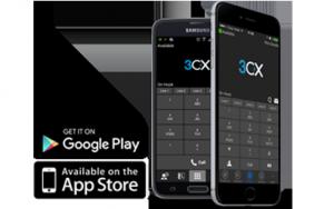 3cx mobile clients